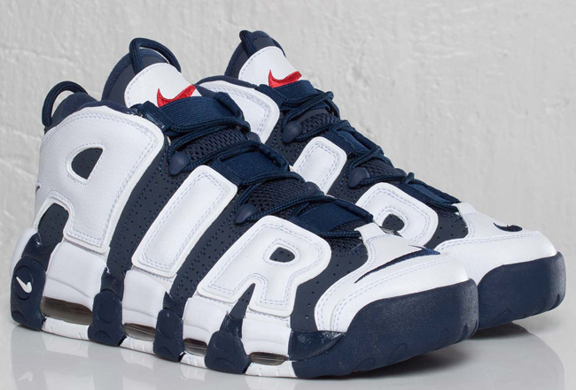 Nike More Uptempo Olympic For Sale