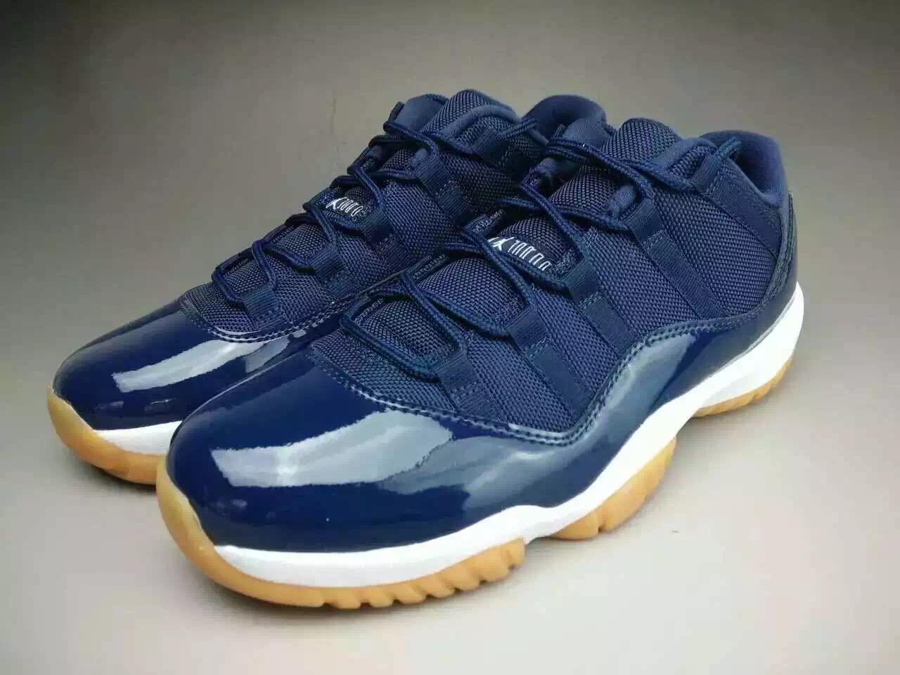 Closer Look at the Air Jordan 11 Low