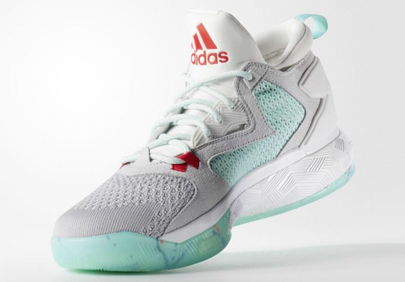 sports shoes 670f3 3f590 Adidas D Lillard 2