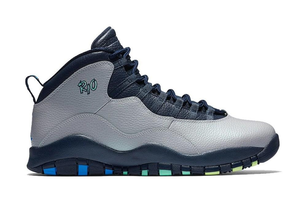 770614d3e88586 Official Look at the Air Jordan 10 Retro