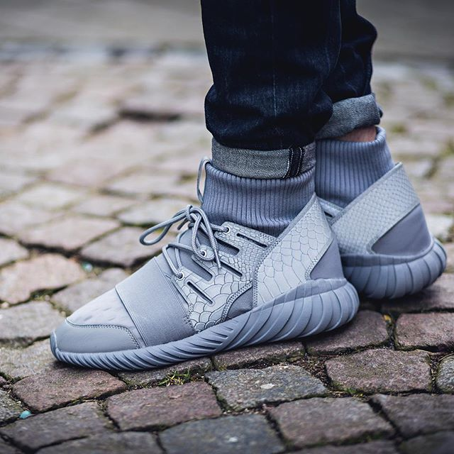Poor Man 'Yeezy! Strap Removal Tutorial Primeknit Tubular Custom