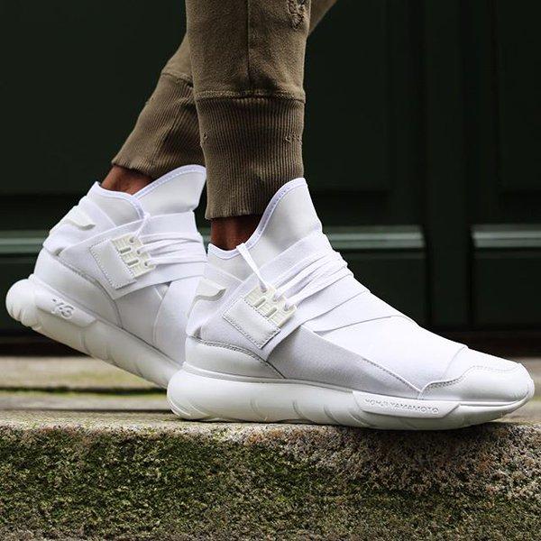 Adidas Y3 Qasa High — Sneaker Shouts