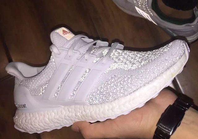 Adidas Ultra Boost 3m Triple White