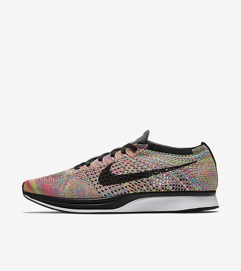 more photos 0f54b e4ed2 ... coupon code for the nike flyknit racer multicolor will release on may  13th 2016 at 10am