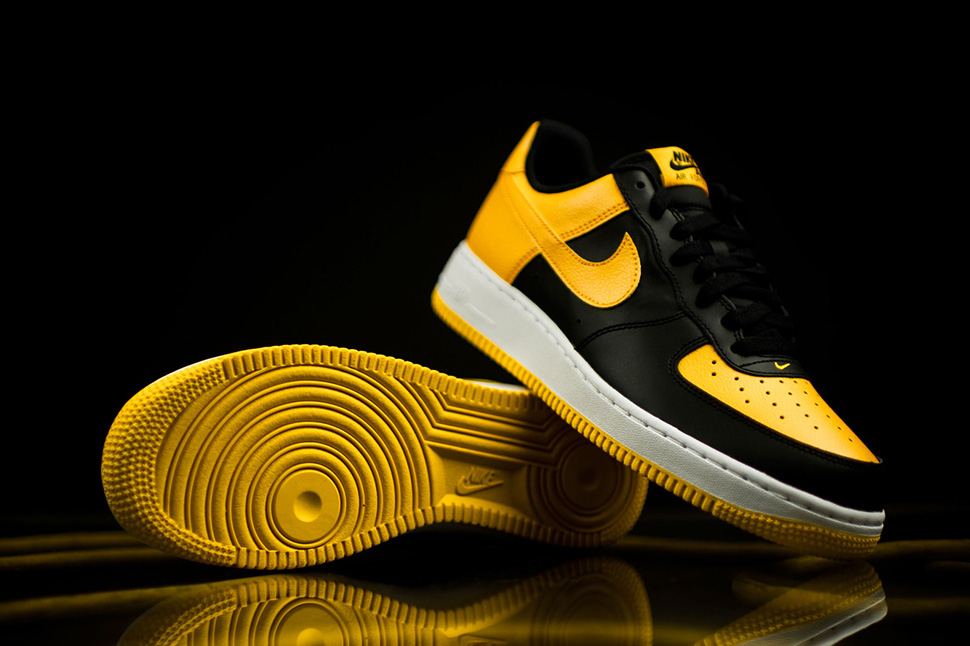 buy online 71cde b2d47 ... usa nike air force 1 low black yellow 820266 011 0a3b2 d0f43