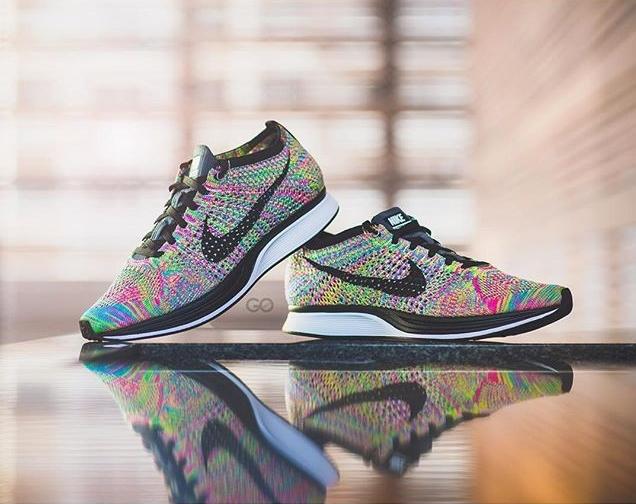 Nike Flyknit Multicolor 2016