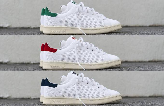 Now Available  Adidas Stan Smith OG Primeknit in Three Colorways ... 9f80f061b