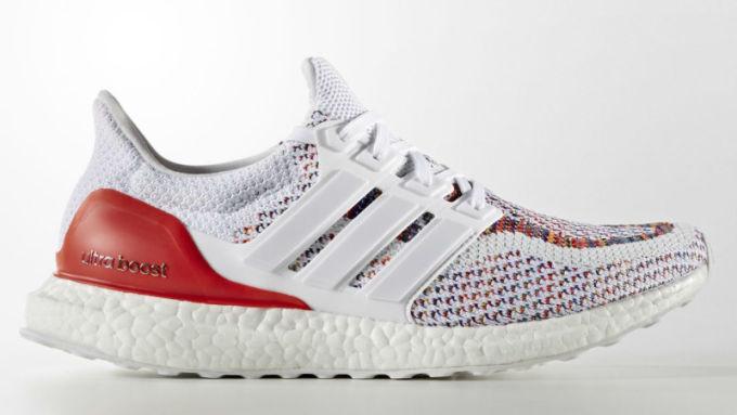 Adidas Ultra Boost White Primeknit