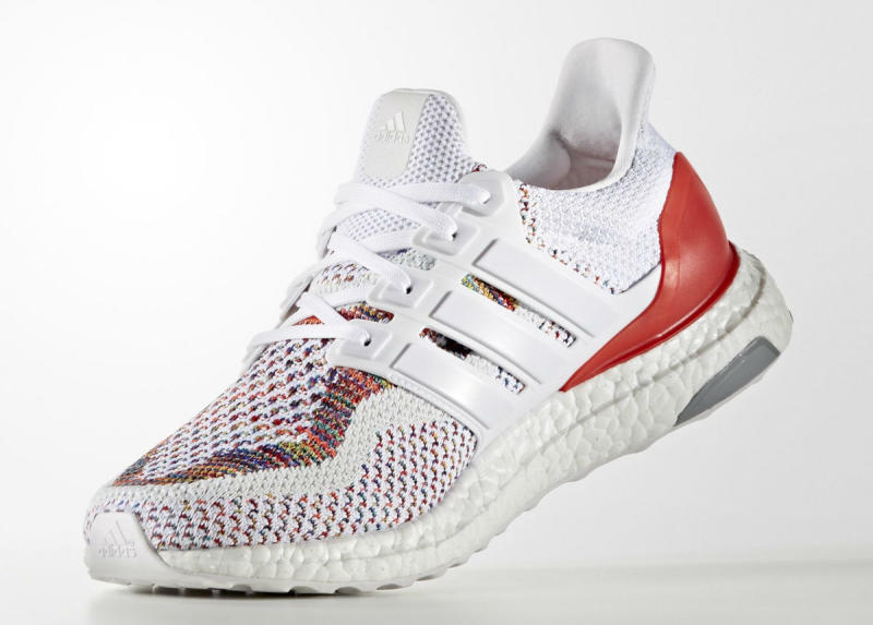 The adidas UltraBoost 3.0 Drops in Four Colorways