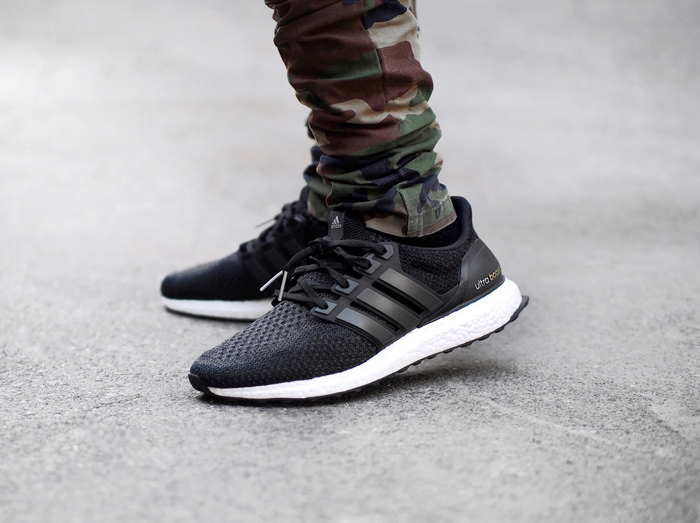 Adidas Ultra Boost Black 2.0