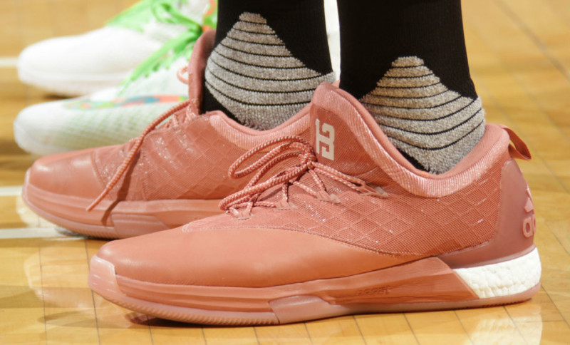 2a774b4be15a Now Available  James Harden Adidas Crazylight 2.5 Boost