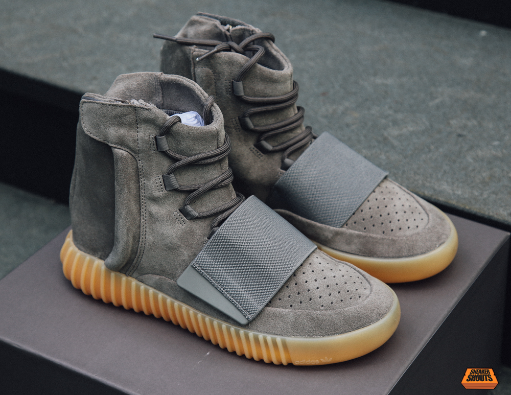 4cba2a1be887e ... sale cheap max 8ca66 d865a adidas yeezy 750 boost grey gum b289a 8967d