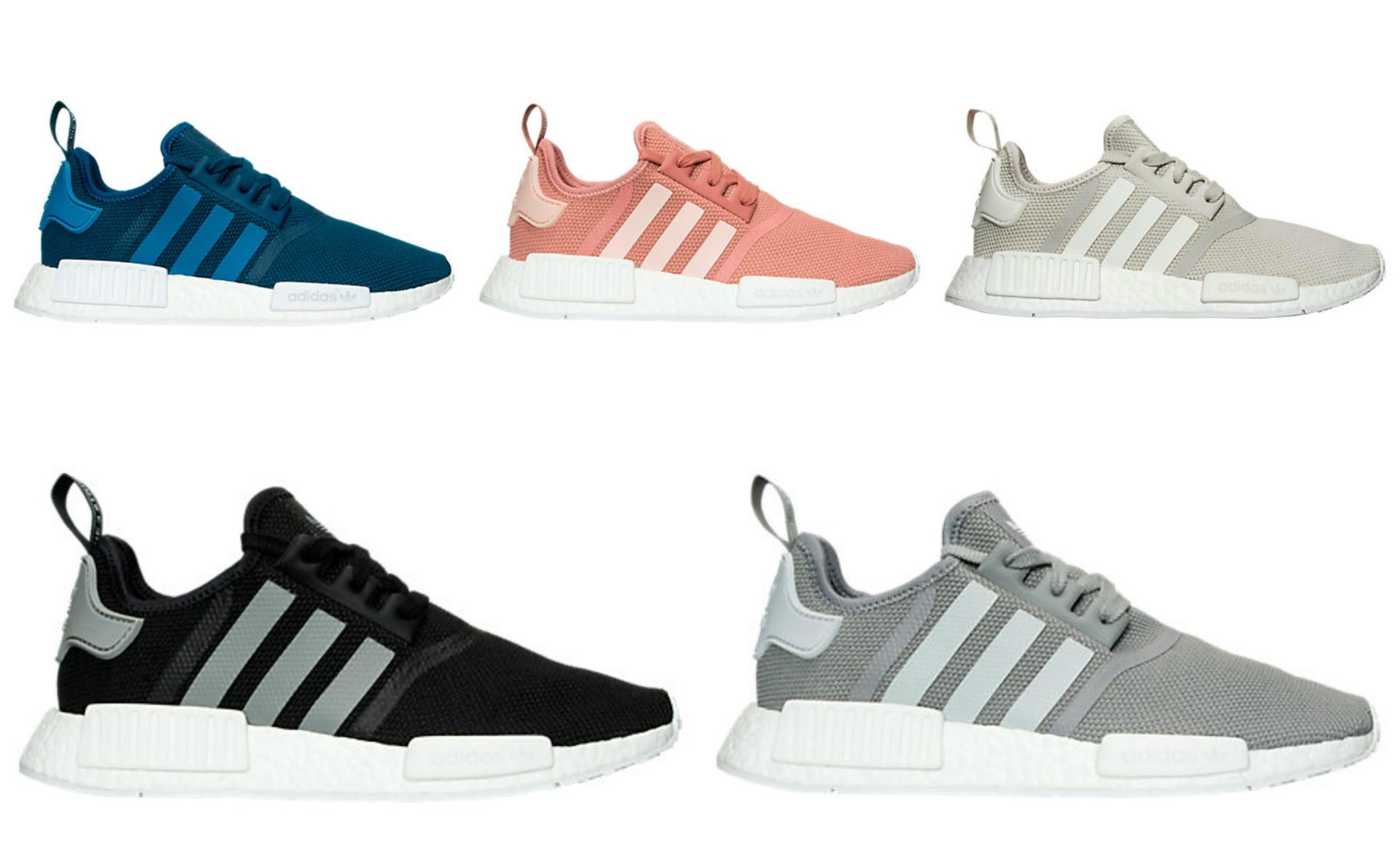 adidas nmd r1 w schoenen