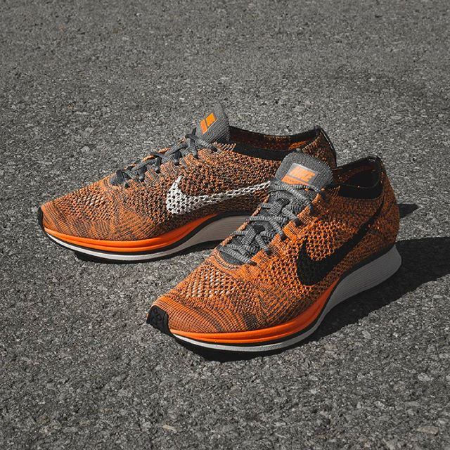 save off e5391 93993 Now Available  Nike Flyknit Racer