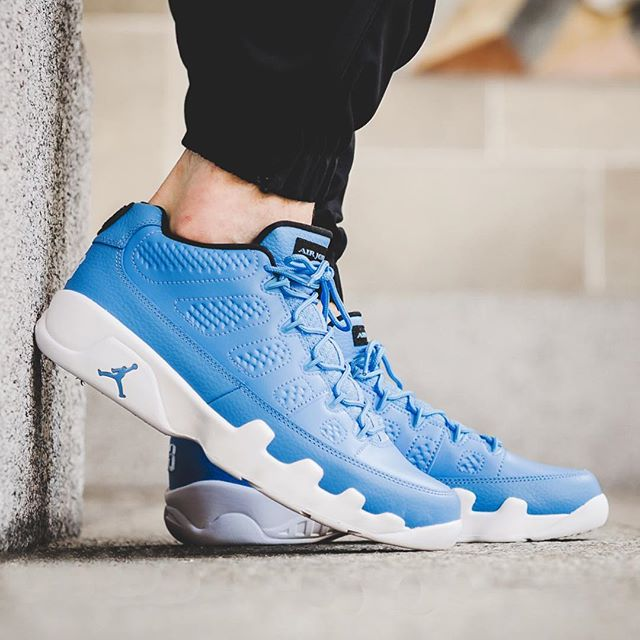 NIKE AIR JORDAN 9 RETRO LOW PANTONE