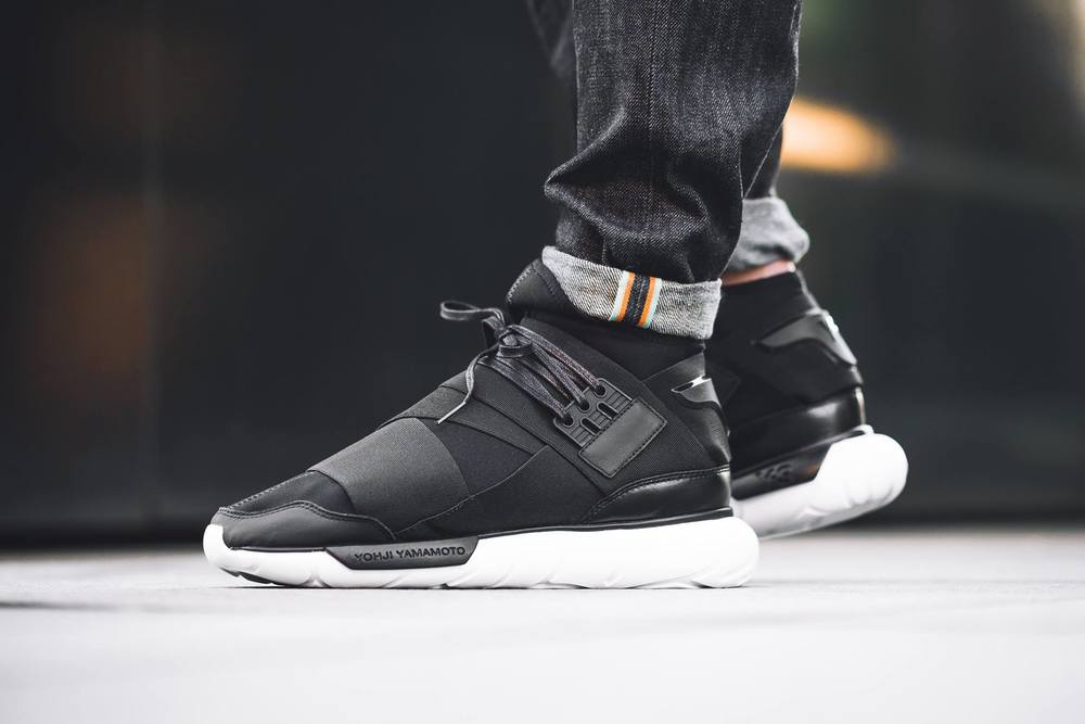 Deal of the Day: 43% OFF the Adidas Y3 Qasa High