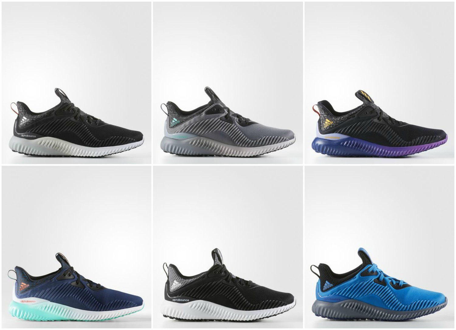 27bc901f9a094 ... The Adidas AlphaBounce Arrived in More Colorways — Sneaker Shouts ...