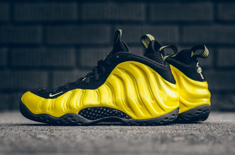 Now Available  Nike Air Foamposite One