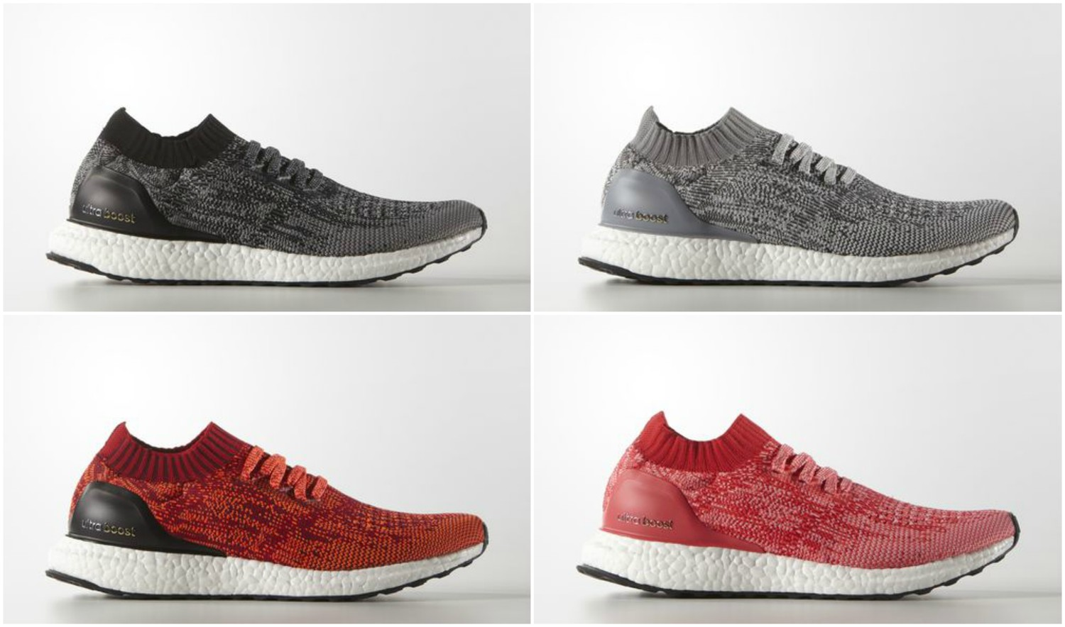 big sale 00ae4 e68e9 Adidas Ultra Boost Uncaged Online Release Links — Sneaker Shouts