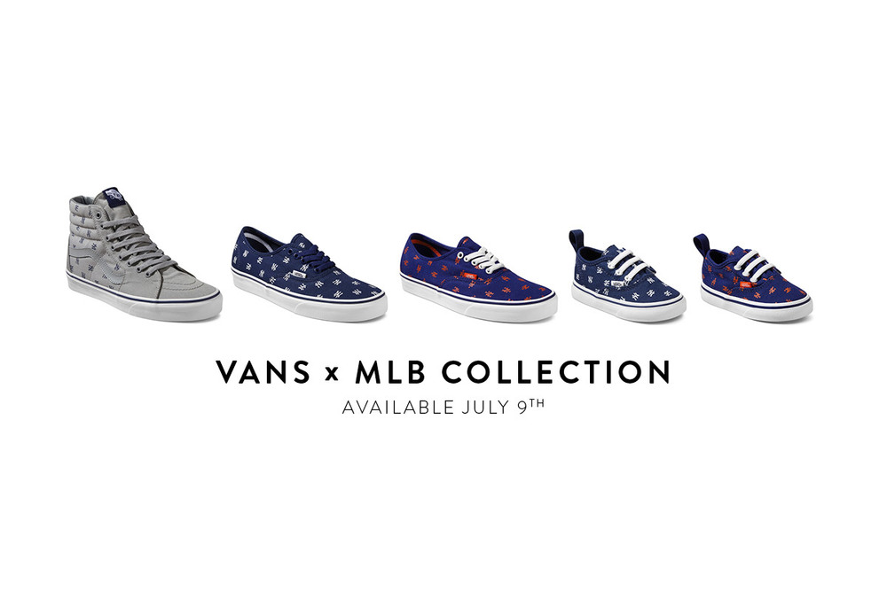 Now Available  Vans x MLB Collection — Sneaker Shouts 9df5a629b