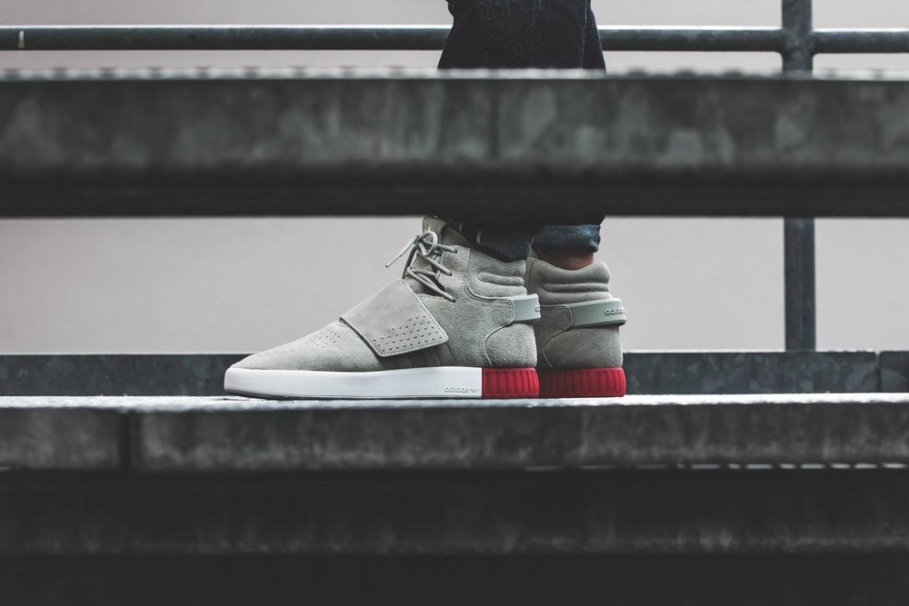 Now Available  Adidas Tubular Invader Strap