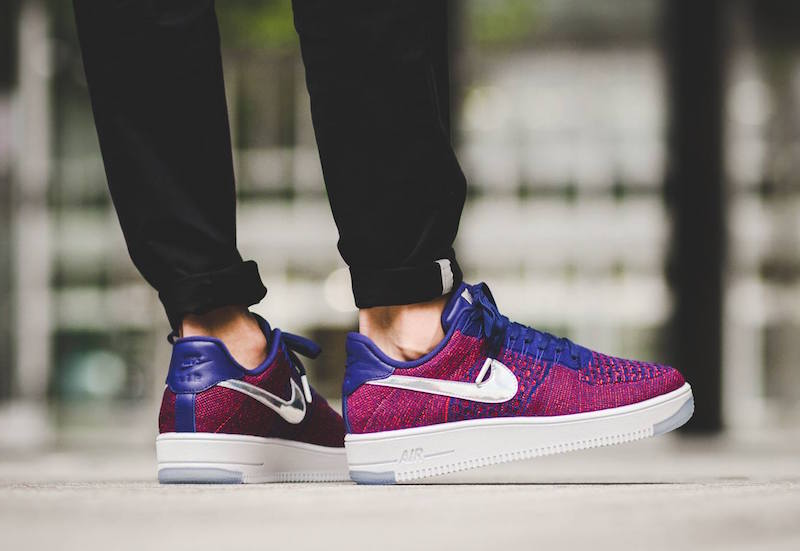 Nike Air Force 1 Low Flyknit \
