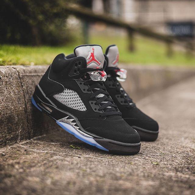 Now Available: Air Jordan 5 Retro OG