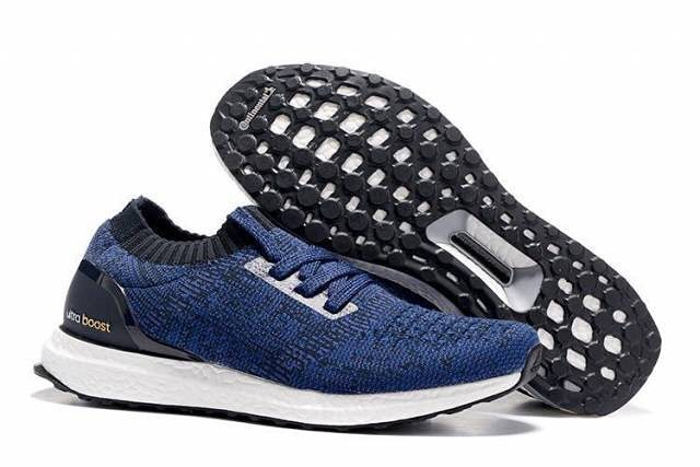 Adidas Ultra Boost Uncaged Navy/White