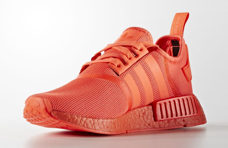 Cheap Adidas nmd us uk 4 5 6 7 8 9 10 pink grey womens r1 office