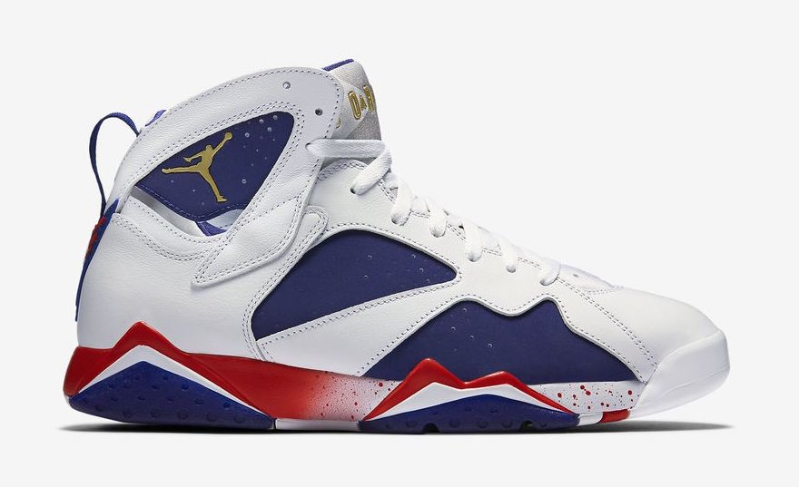 d112de2ade2 ... feet video at exclucity youtube bdd78 cb668; wholesale air jordan 7  retro alternate olympic releases this weekend 1a6b3 00168