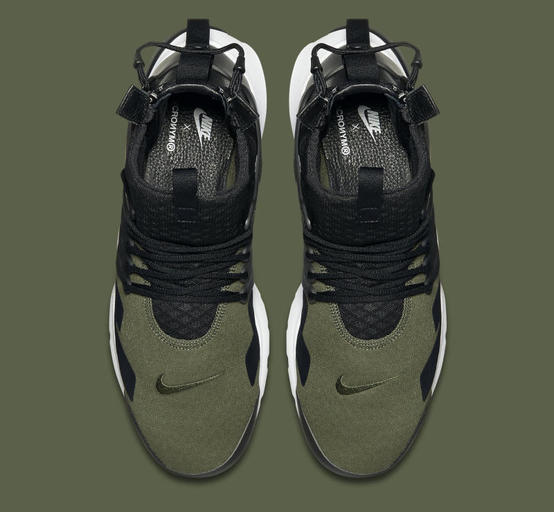 082c938590c2 Official Look at the ACRONYM x Nike Air Presto