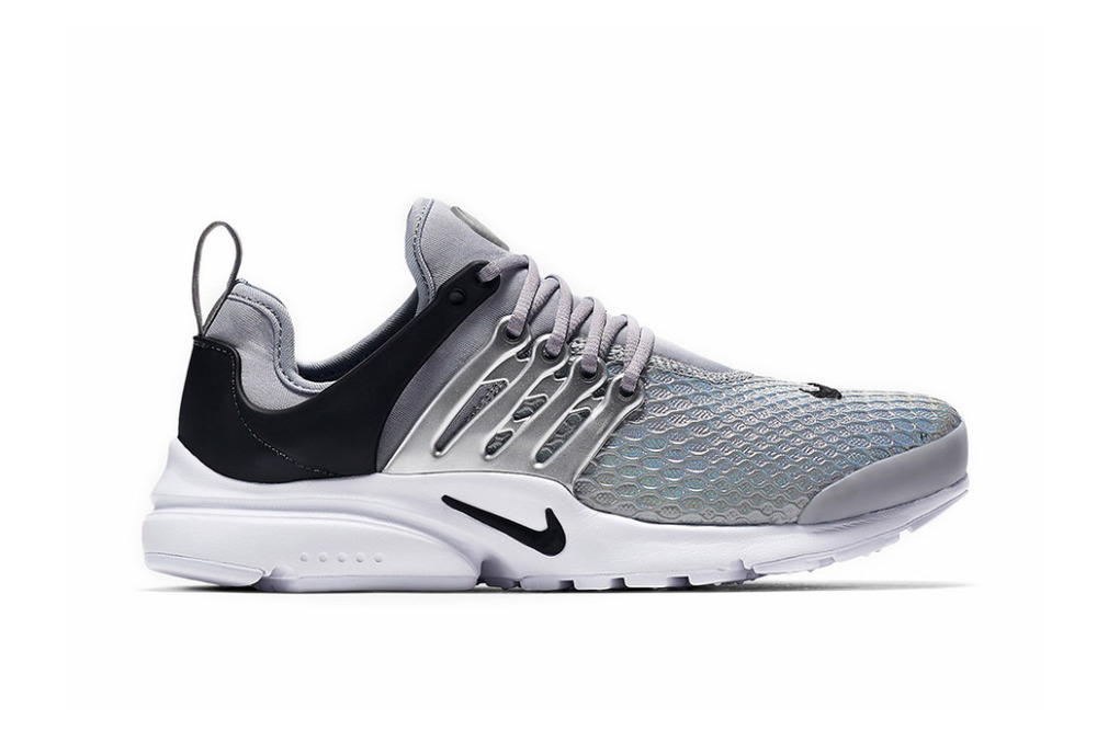Nike Metallic Air Presto sneakers