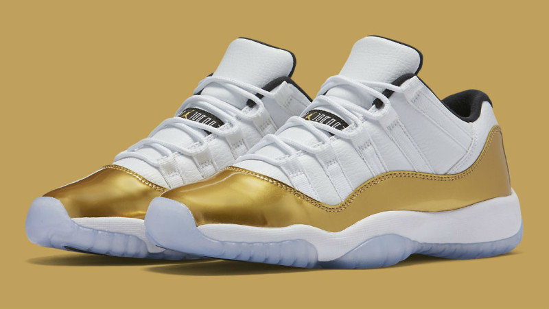 6b091ed3659491 Air Jordan 11 Retro Low