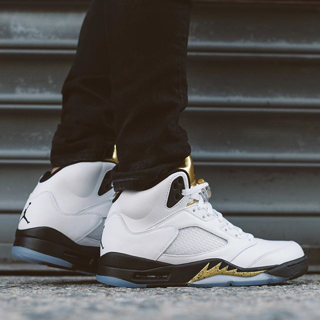 quality design 83c71 a2eb7 Another Look at the Air Jordan 5 Retro