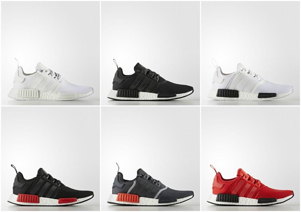 Adidas Nmd R1 Aug 18