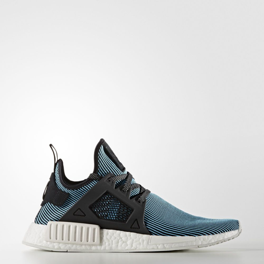 Adidas NMD XR 1 PK W Vintage White Triple White BB 3684 with real