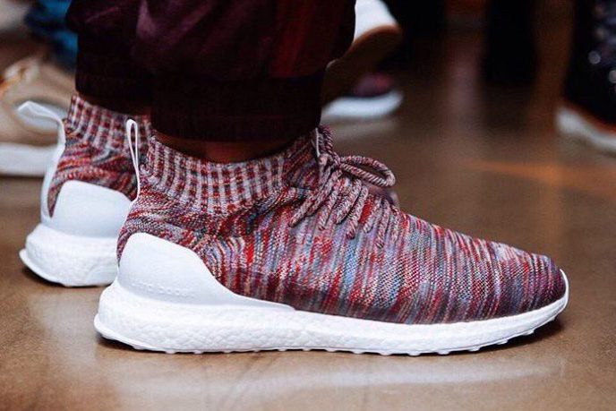 First Look: Ronnie Fieg x Adidas Ultra Boost Mid