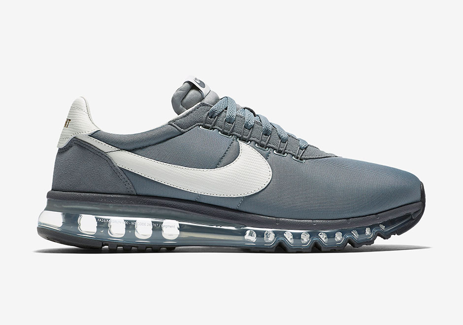 318c1de2d52cd Now Available  Fragment x NikeLab Air Max Zero LD — Sneaker Shouts