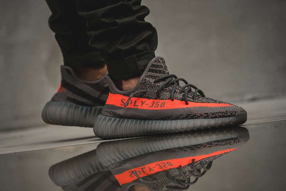 adidas yeezy 350 boost v2 black red lady foot locker adidas nmd