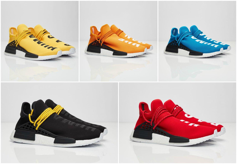 e758f62a8 Pharrell x Adidas NMD