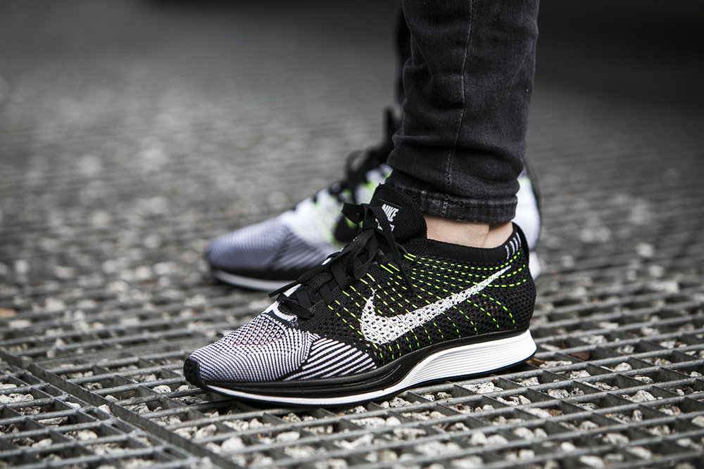 new product 7b91c 120a4  30 OFF the Nike Flyknit Racer