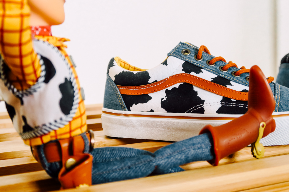 ddeb2a428a First Look  Disney x Vans