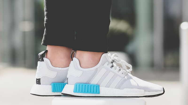 NMD R1 VILLA EXCLUSIVE(blue, white multi) RIFLA Online Store