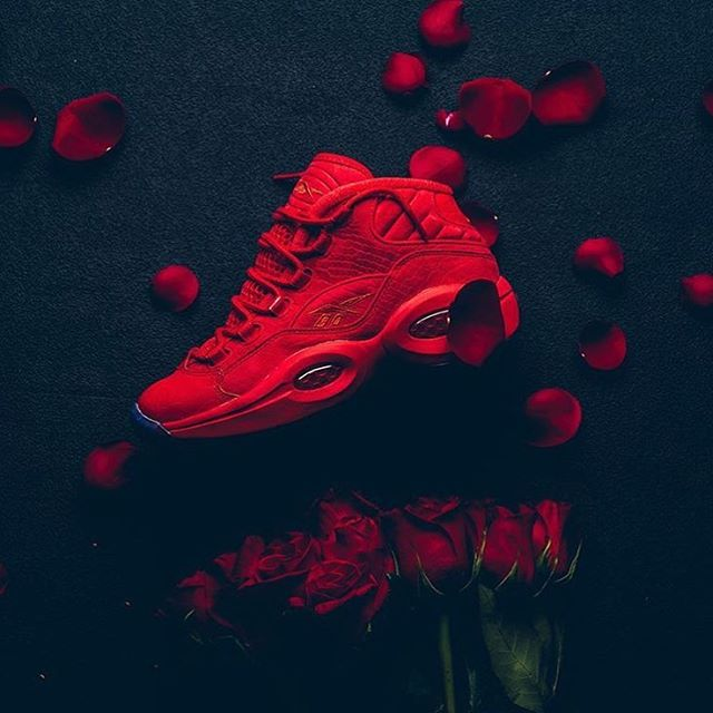 2d471df87c2179 Restock  Teyana Taylor x Reebok Question Mid — Sneaker Shouts