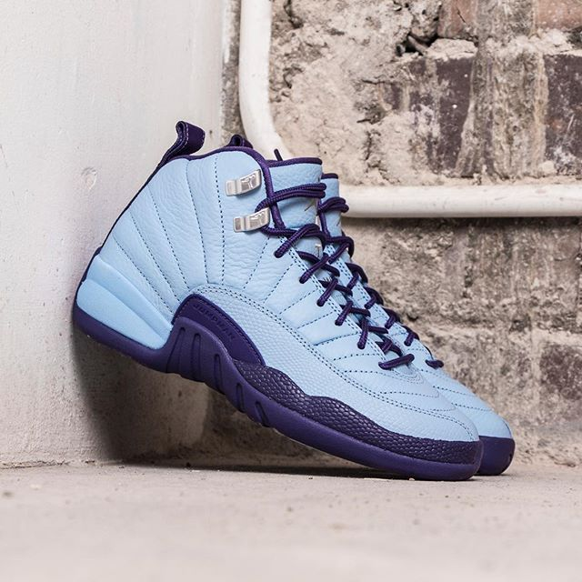 Now Available  GS Air Jordan 12 Retro