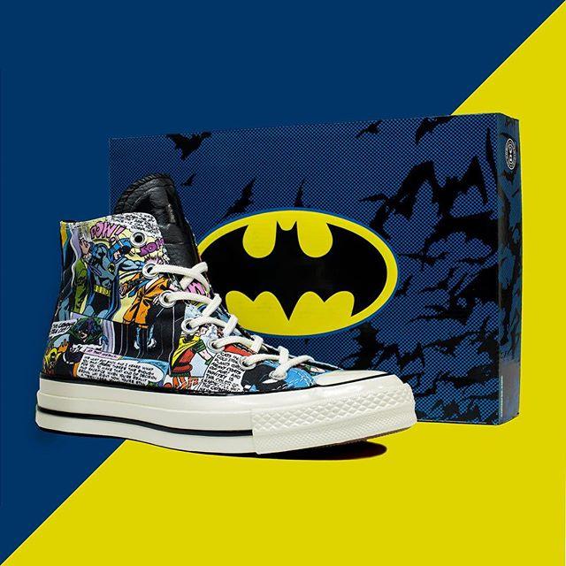14d821053bfc Now Available  DC Comics x Converse Chuck Taylor
