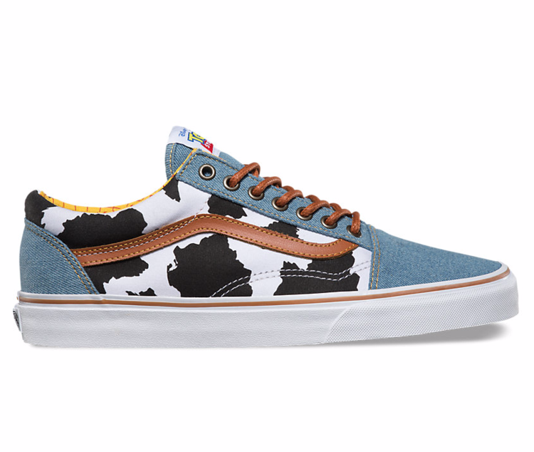 Vans Toy Story Old School