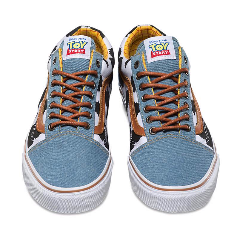 Vans Toy Story Old Skool Woody