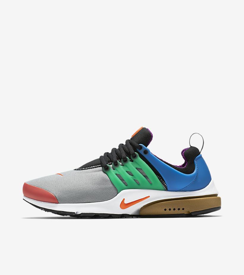 premium selection 0b79a 5e53b Now Available  Nike Air Presto QS