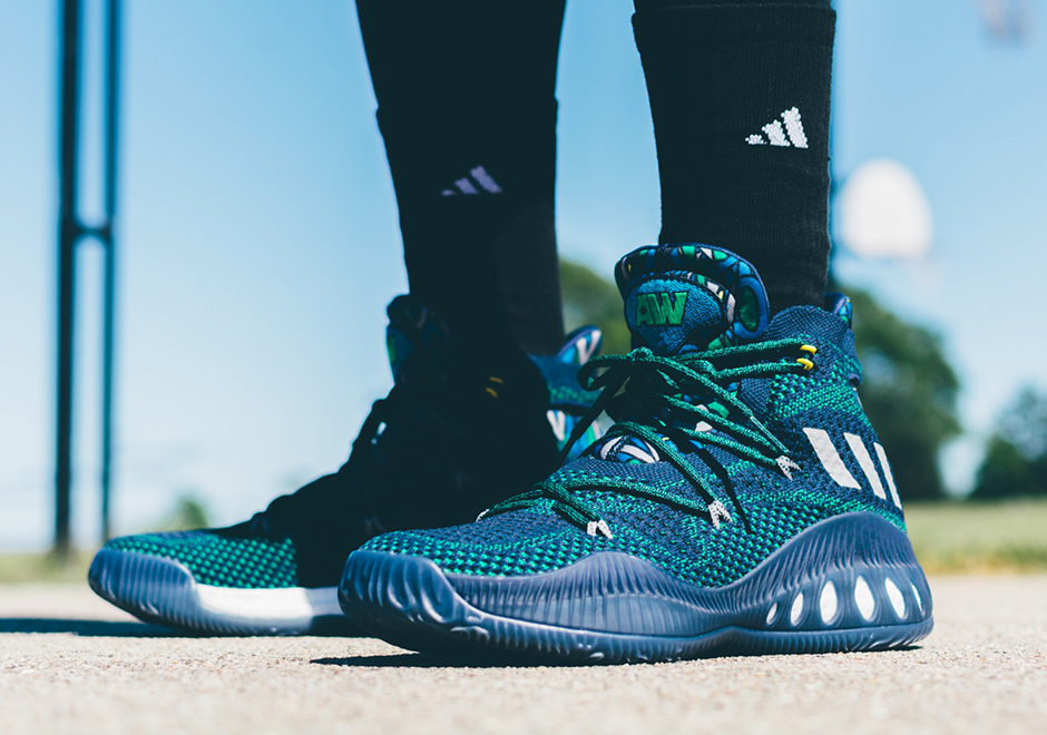 best sneakers 3fcc5 a65da Now Available  adidas Crazy Explosive